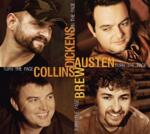 'Turn The Page' - the Bob Seger classic by Collins, Austen, Brew & Dickens on iTunes now!