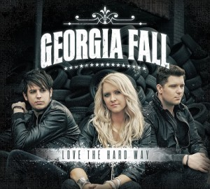 """Love The Hard Way"" - the debut album from Georgia Fall is released on iTunes today and full release on Tues Jan 21st  during the Tamworth Country Music Festival"