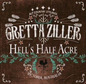 """""""Hell's Half Acre"""" debut EP from Gretta Ziller is out now!"""