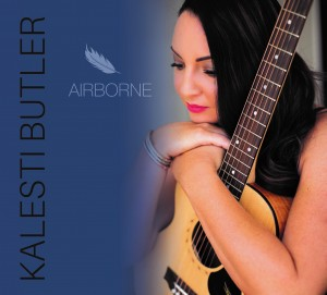 """""""Airborne"""" new album from Kalesti Butler out now!"""