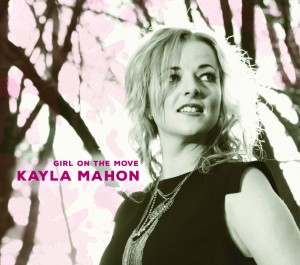 "Kayla Mahon's new single, 'New Tricks' features on her debut EP ""Girl On The Move""."