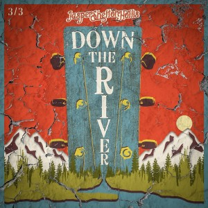 'Down The River' new single from Jasper Shelton Hollis out now through CRS Publicity #190