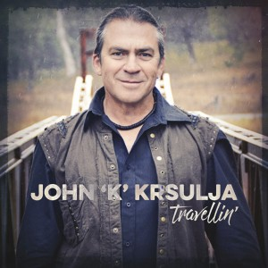 """'In A Heartbeat' is the 1st single from """"Travellin'"""" - the debut album from John Krsulja"""