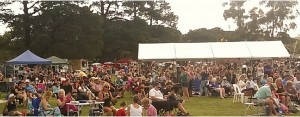 4500 country music fans attended the Whittlesea Country Music Festival